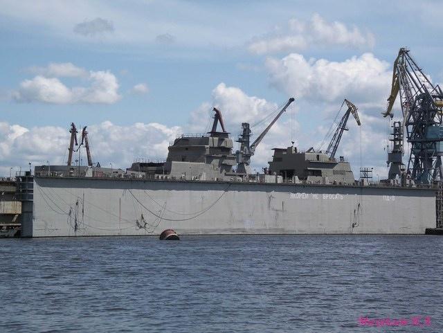 Premiartur for kinas hangarfartyg